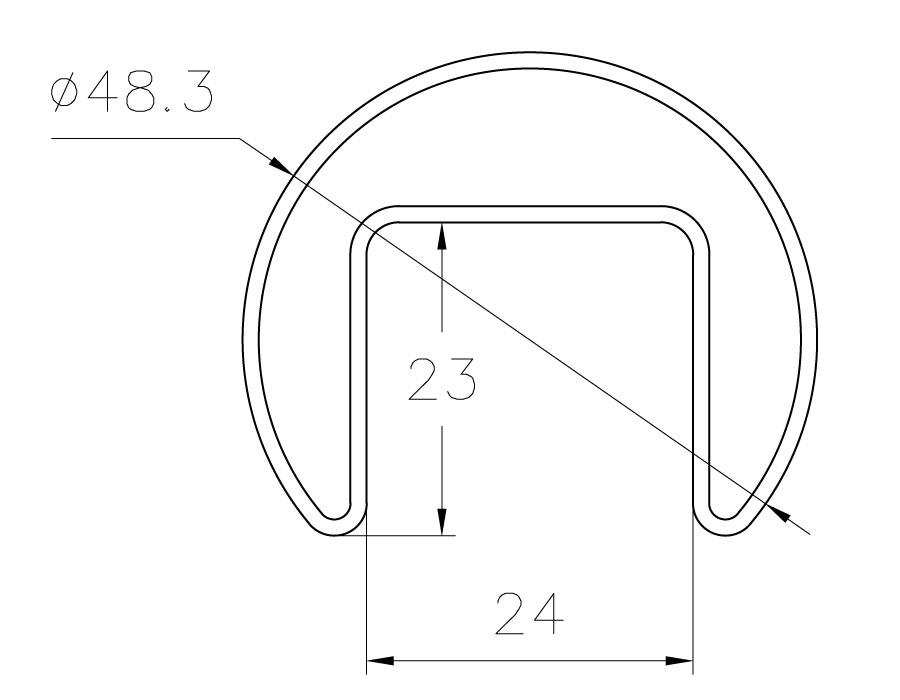 Изображение 2: Стеклянное ограждение на точечных креплениях  – ГлавСтеклоСтрой